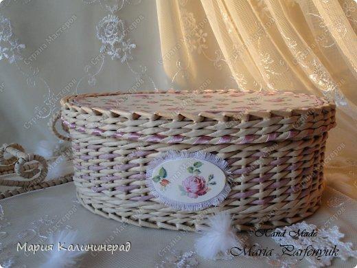 Очень красивые плетенки из газет от Марии Калининград (74) (520x390, 176Kb)