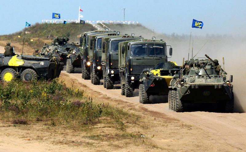 Швеция оккупирует Донбасс