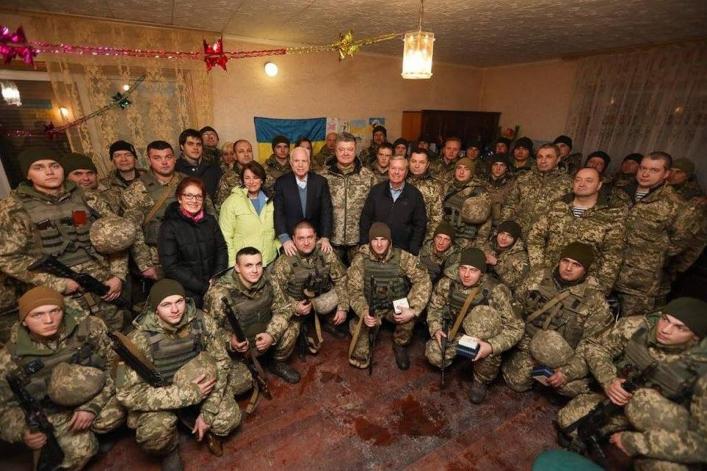 Афганистан и Украина — невыд…