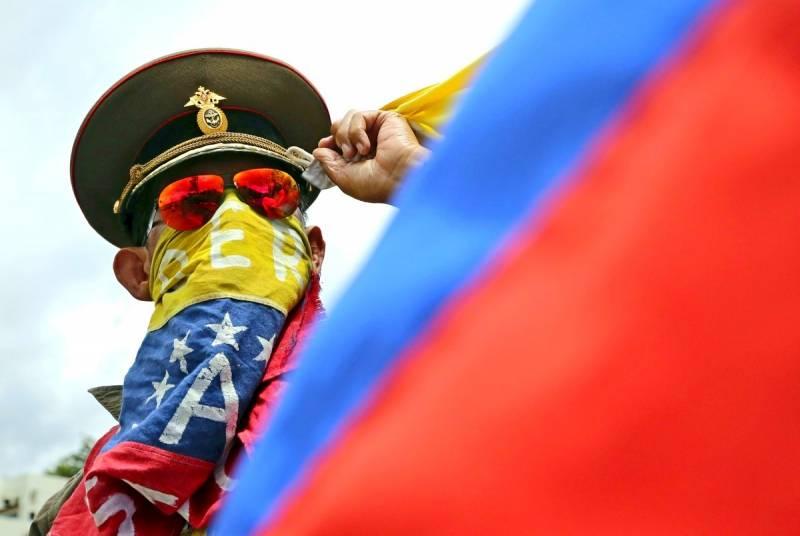Почему победа в Венесуэле будет за Россией