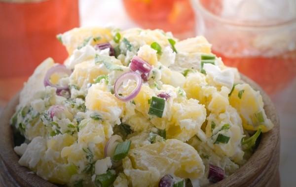 3 незаменимых салата для вашего стола