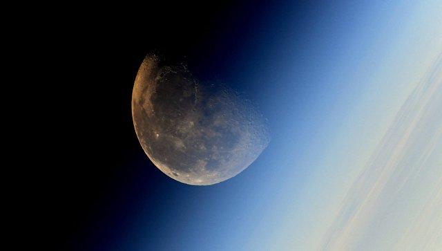 Россия и США разругались из за проекта лунной станции