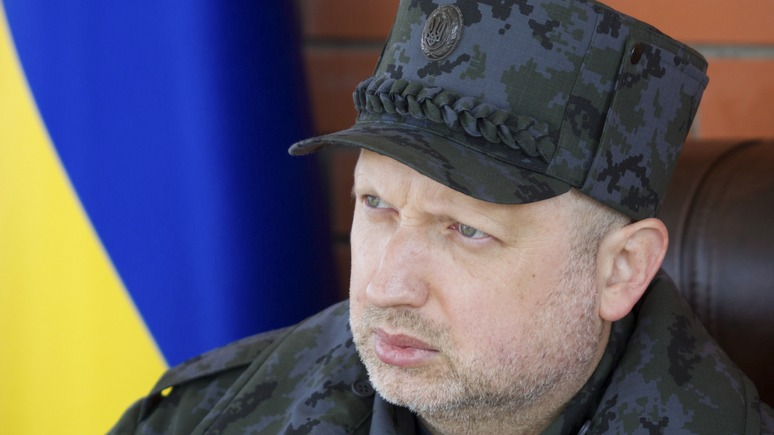 Турчинов: все попытки российской «недоимперии» остановить нас — обречены