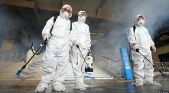Загадочный смог вКиеве: власти отрицают, что горят торфяники, люди опасаются засвое здоровье