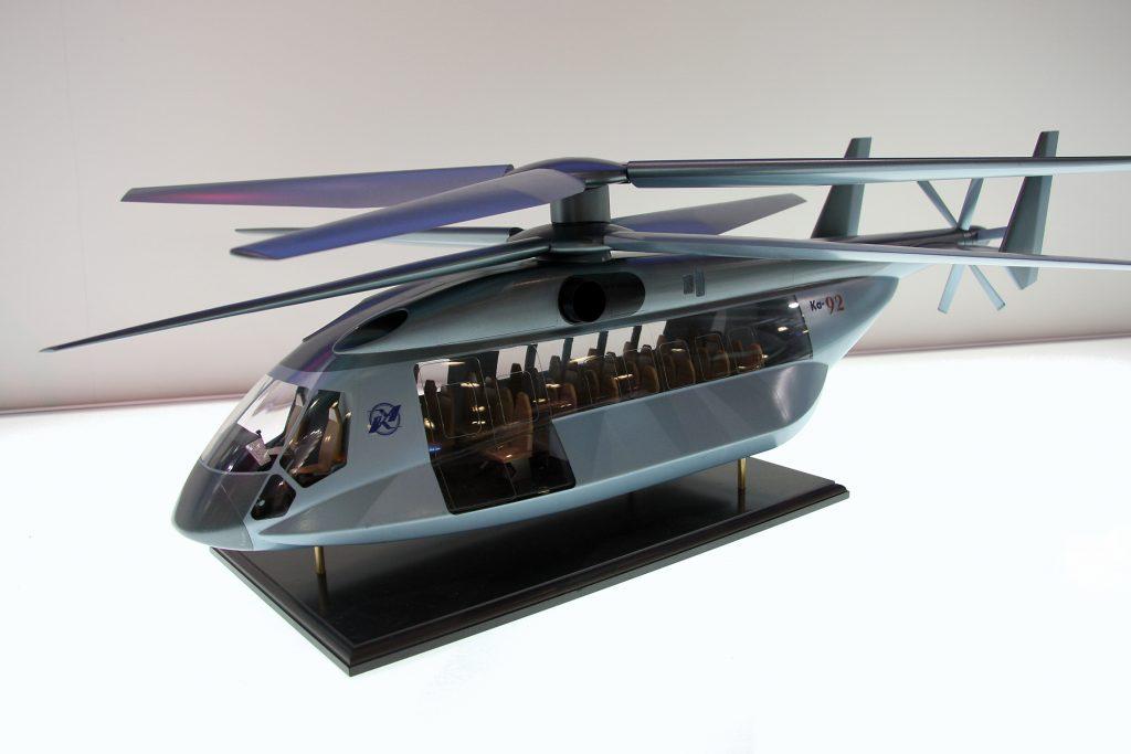 Российский вертолет Ка-92:  самый быстрый за всю историю винтокрылой техники