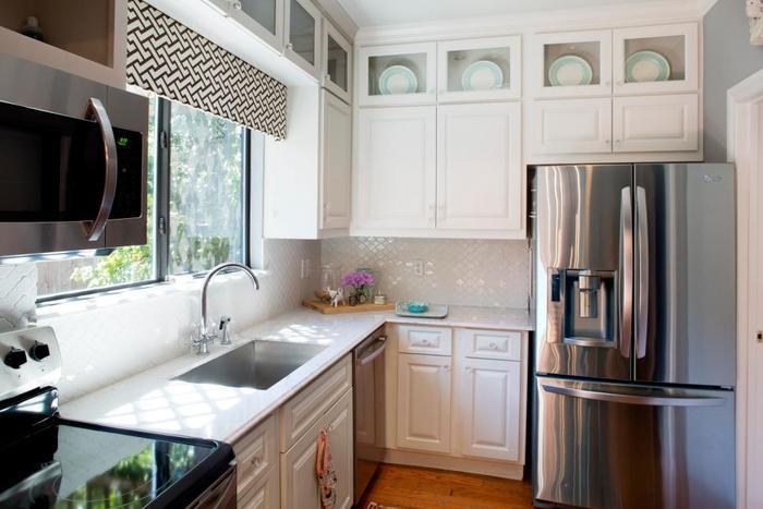 Фото на кухню фото 2017 современные в маленькую кухню
