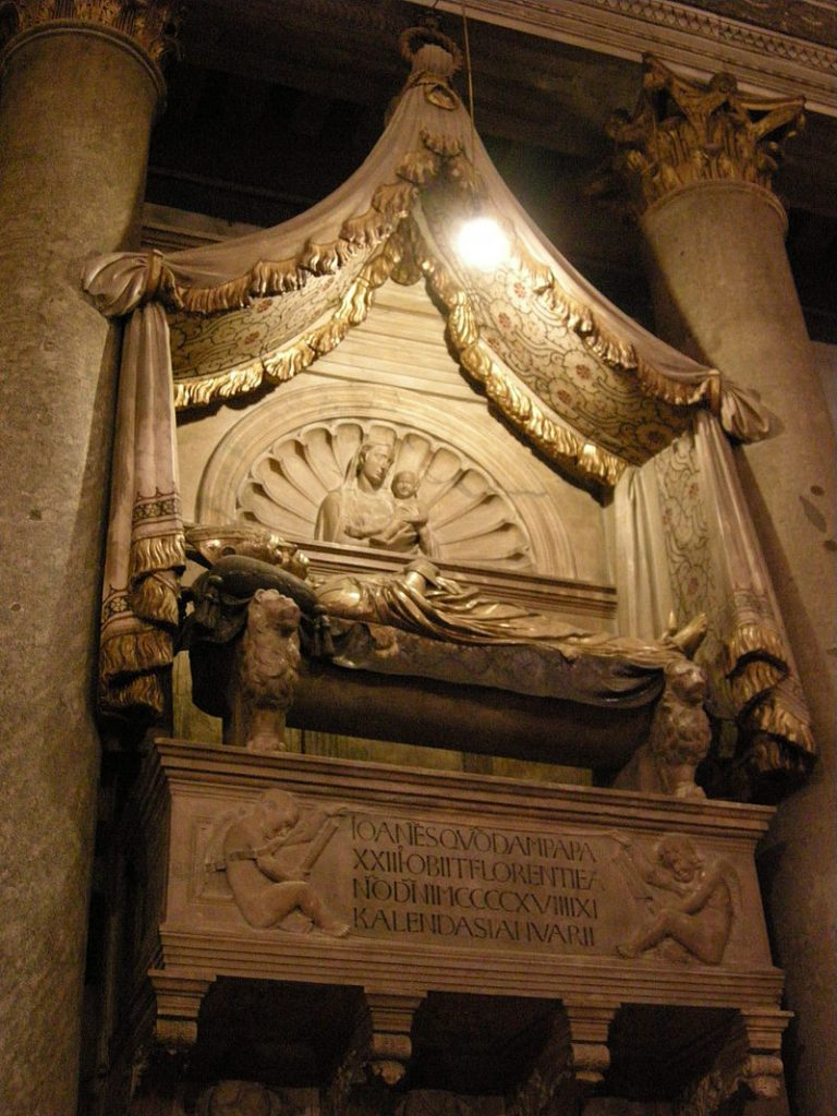 антипапа папа римский пират иоанн XXIII отвратительные мужики disgusting men