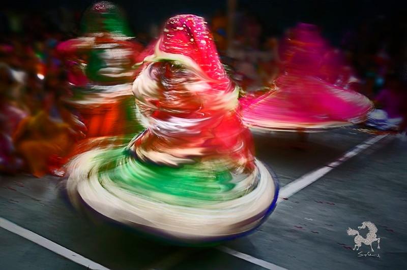 Священные танцовщиуи - Барсана, Индия индия, красота, талант, творчество, фото, фотограф, фотография, художник