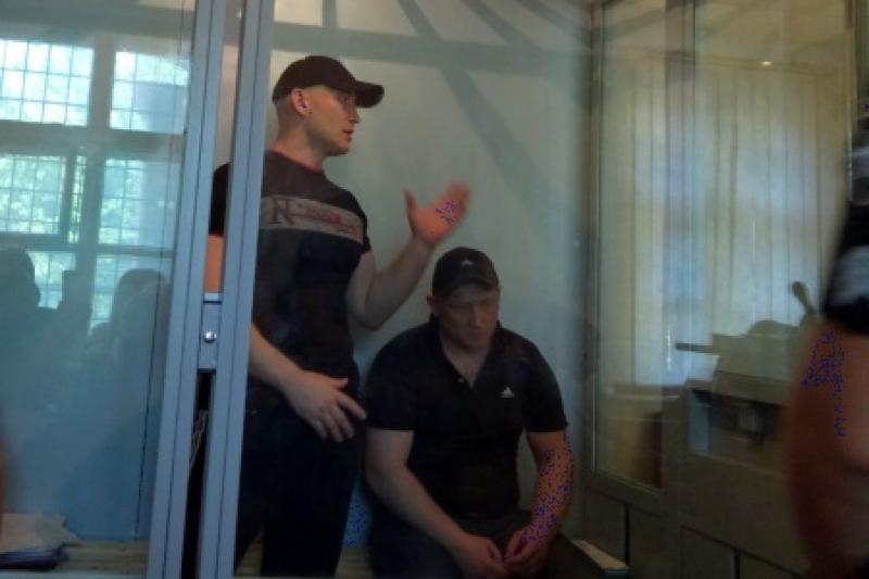 Украинский политзаключенный: После пыток в СБУ, меня посадили в камеру в подвале СИЗО рядом с пожизненно осужденными