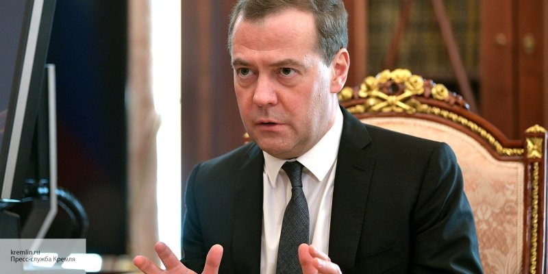 Дмитрий Медведев утвердил ра…