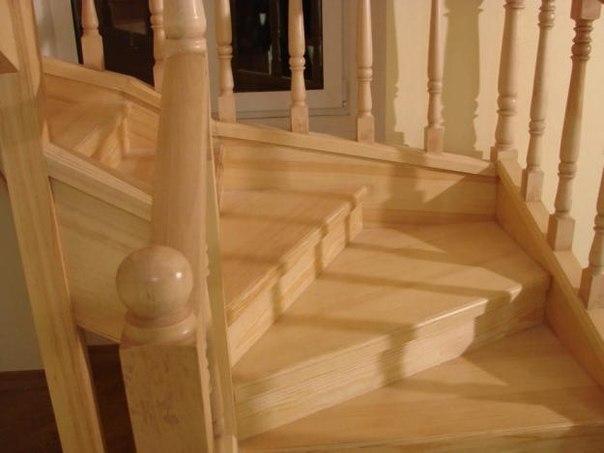 Расчет ступеней лестницы для дома.