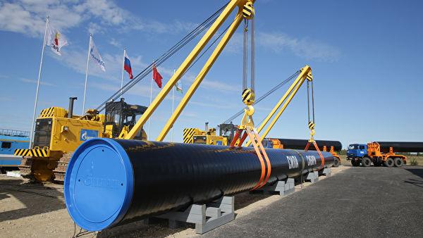 Газ в Китай раньше срока – повод задуматься Европе