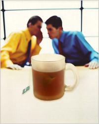 Чай в офисе