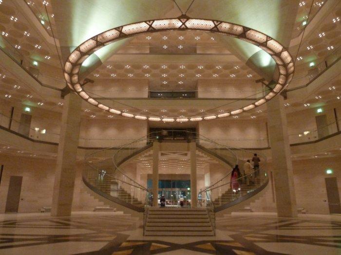 Музей Исламского искусства.
