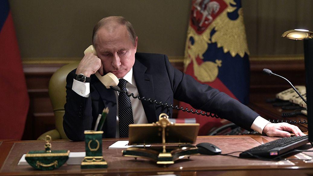 Телефон занят: Пранкеры признали невозможность дозвониться Путину