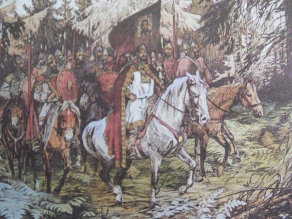 Армия Княжеской Руси: непобе…