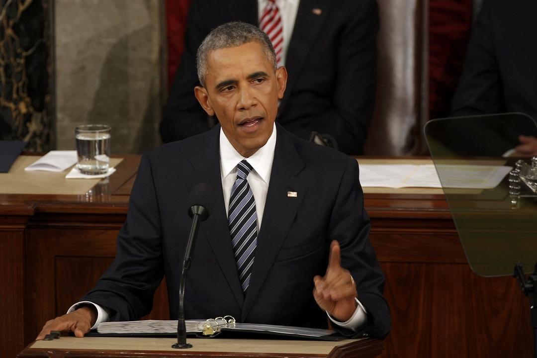 Обама написал прощальное письмо гражданам США