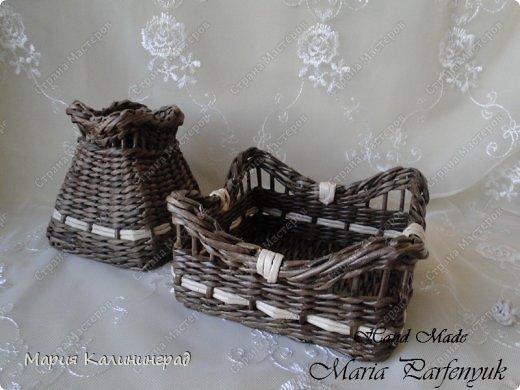 Очень красивые плетенки из газет от Марии Калининград (84) (520x390, 135Kb)