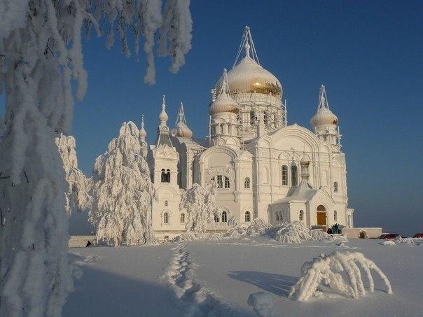 Красота России. Белогорский Николаевский монастырь