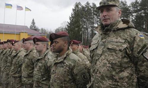 Армия США заявила в вводе войск на территорию Украины