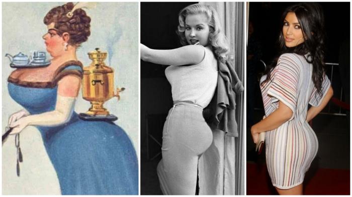 Каноны женской попы: модные тенденции последних 10 тысяч лет