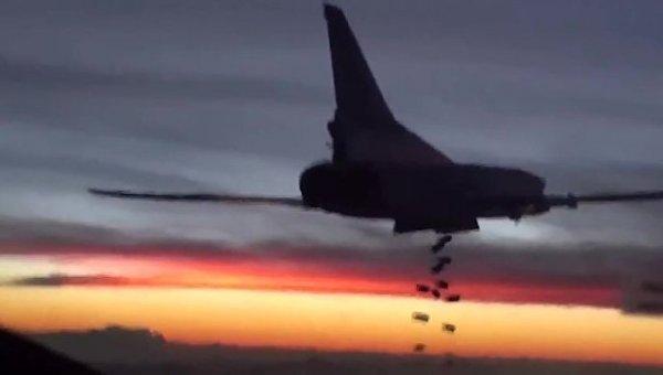 Армия Сирии и ВКС России нан…