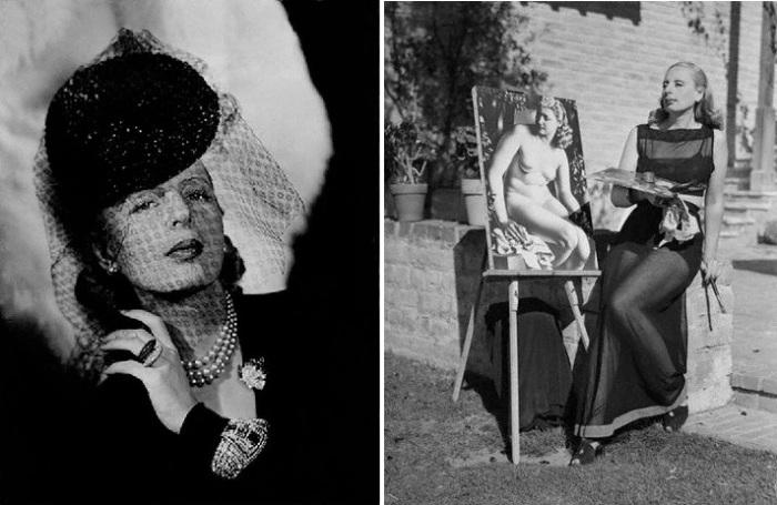 Тамара де Лемпицка - женщина-тайна, мастер эпатажа, уникальная художница, при жизни ставшая миллионершей