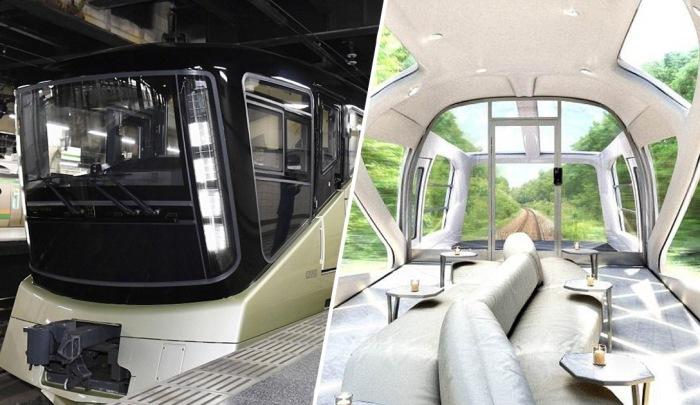Ультра-роскошный японский поезд, в котором можно почувствовать себя миллионером