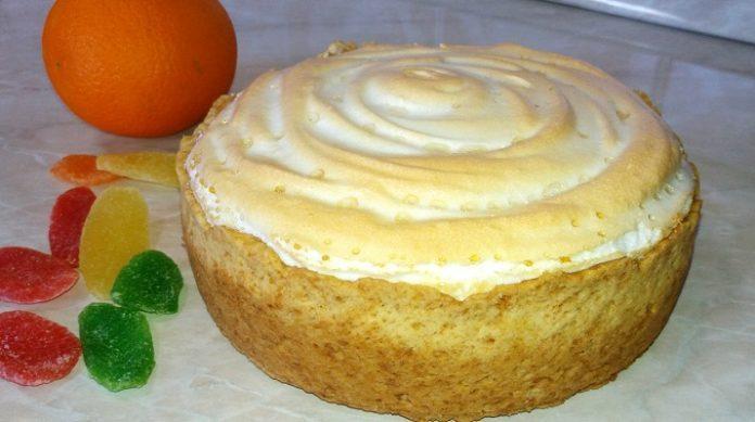 Когда хочется чего-нибудь необычного, можно испечь нежный творожный пирог «Слезы ангела»!