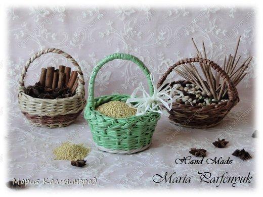Очень красивые плетенки из газет от Марии Калининград (3) (520x390, 163Kb)