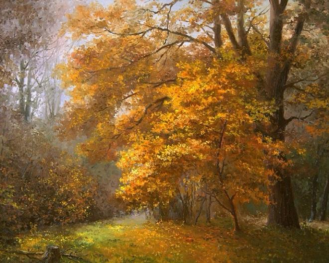 Осеннее дерево (настроение) (661x529, 494Kb)