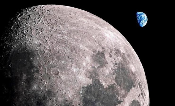 Луна — рукотворный спутник Земли