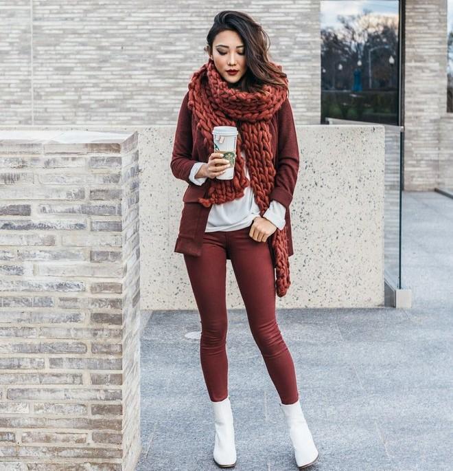 Стильная осень— самые модные аксессуары 2018