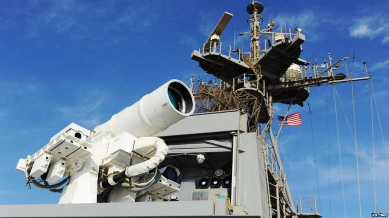 Страдания несчастного ёжика, которого почему-то всегда пугают голым задом. О сообщении CNN об испытаниях лазерной пушки ВМФ США в Персидском заливе