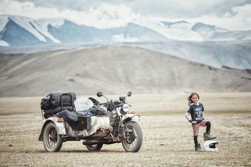 Владимир монголия, мотоцикл, мотоцикл с коляской, мотоцикл урал, путешественники, путешествие, средняя азия, туризм
