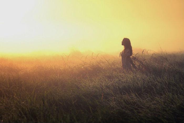 Величественные снимки природы от Элизабет Гадд