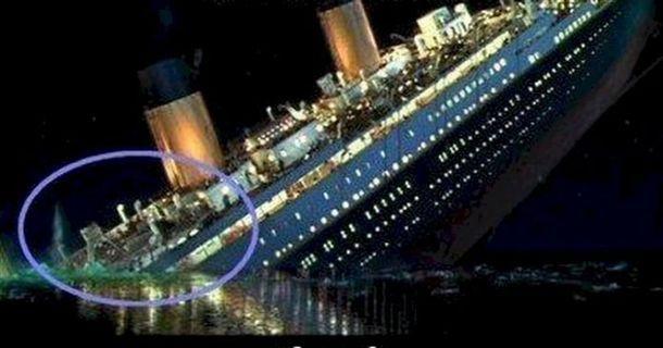 19 грубых ошибок в фильме Титаник, которые Вы наверняка не заметили