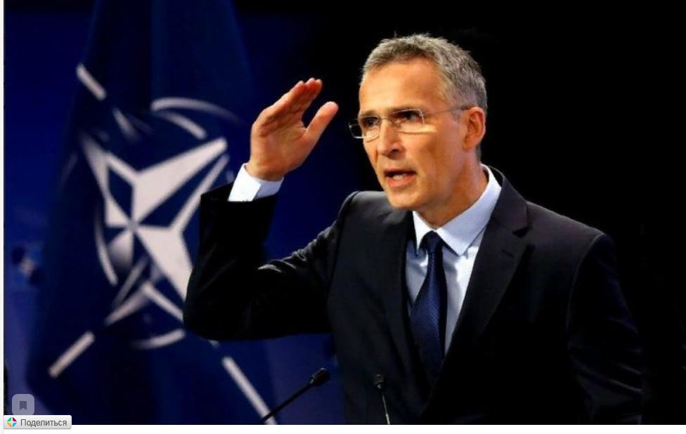 Столенгберг: чтобы проводить  военные парады в Крыму, Россия должна спрашивать разрешения у НАТО