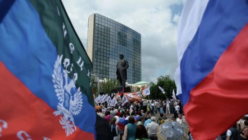 Каждый четвертый россиянин выступает за признание ДНР и ЛНР - опрос