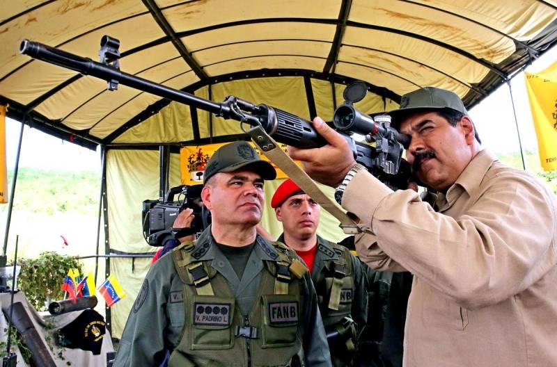 Сейчас или никогда: в Венесуэле назревает решающий момент