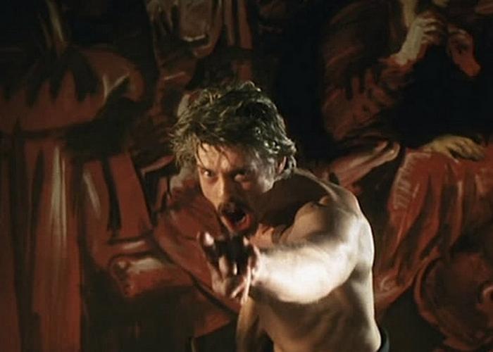 Страх Караваджо перед тюрмой.