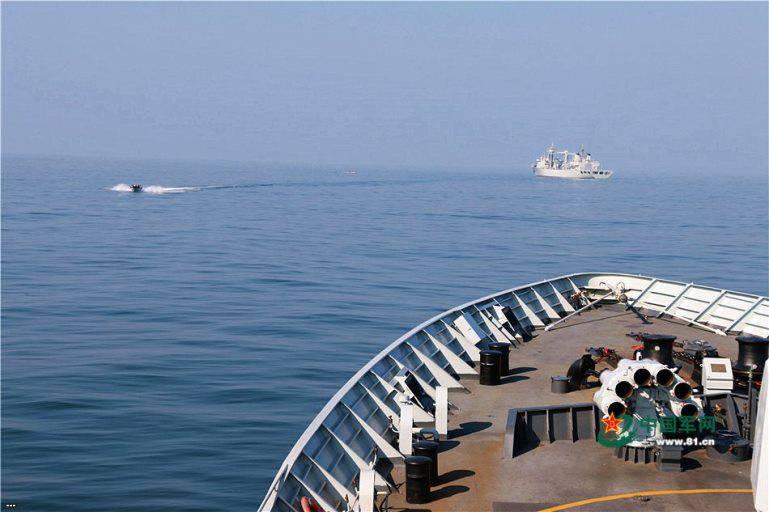 Пекин вернул американцам ранее задержанный подводный беспилотник