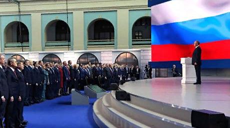 """Дать Маха. Послание Путина довело кое-кого до """"поросячьего визга"""""""