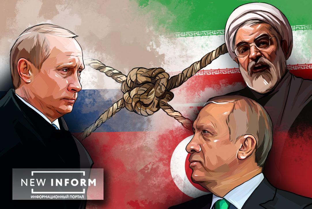 Альянс Москва-Анкара-Тегеран ускорит разгром террористов в Сирии