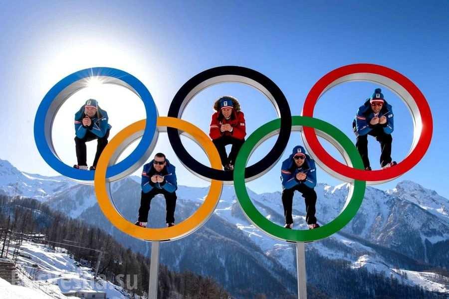 Морок «олимпиадобесия»