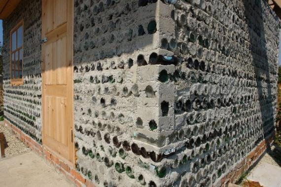 Блог им. Tatulie: дом из бутылок: Компактные дома, доступное жилье, микропространства, префаб дома.