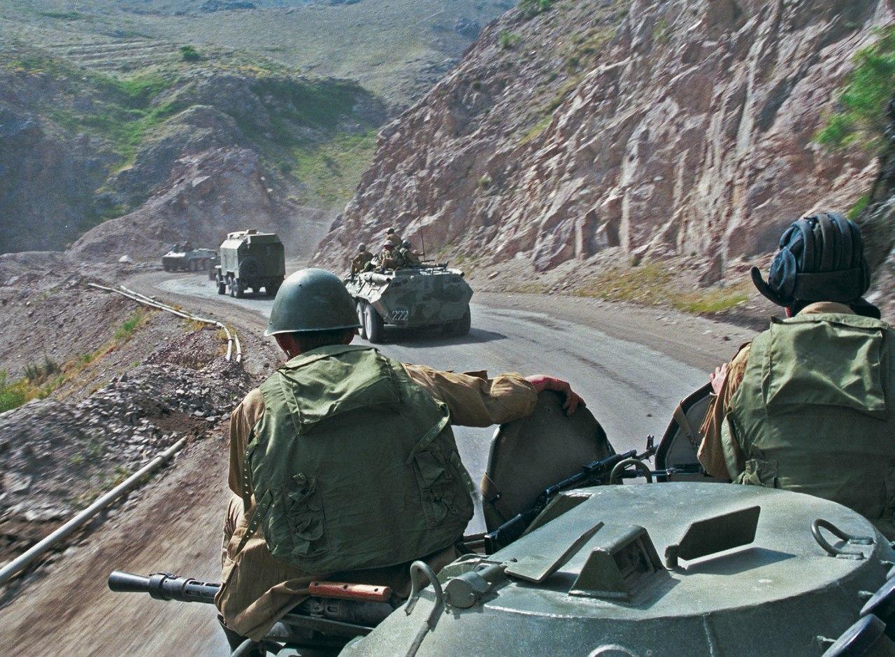 Россия готова вернуться в Афганистан