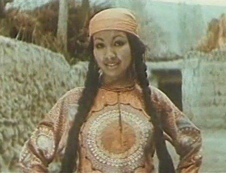 Узбекские красавицы советского кино.