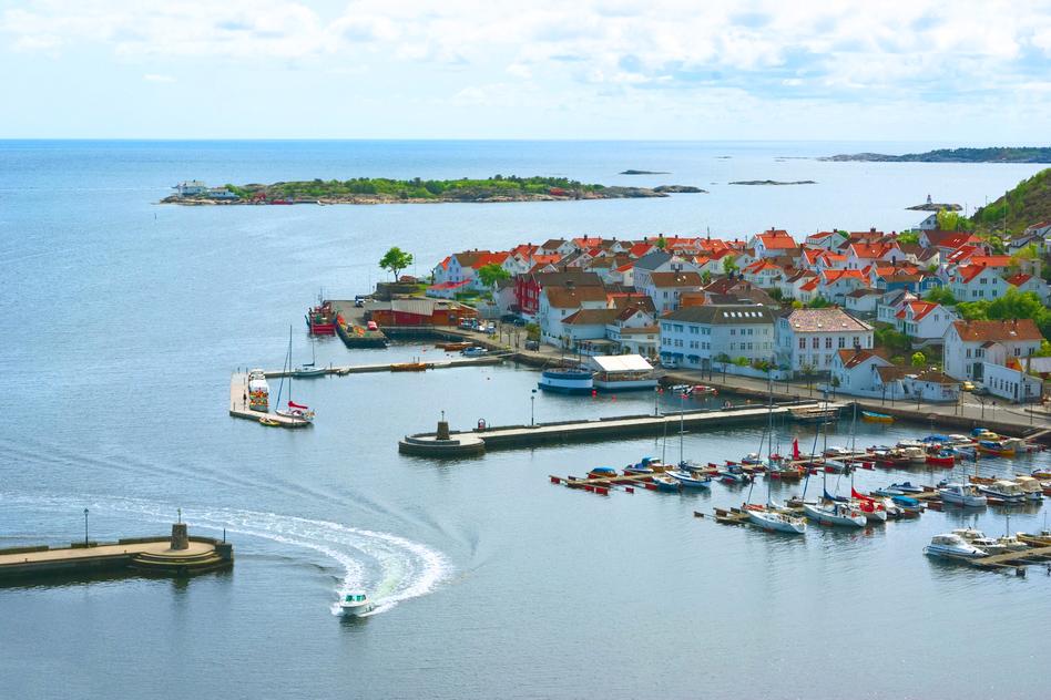 Рисор, Норвегия