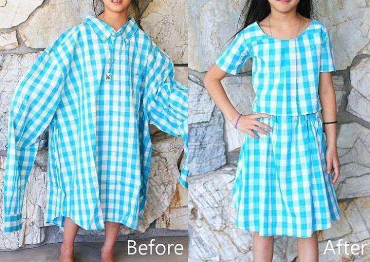 Детские платья от Sarah Tyau